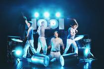 Bild: Drum-Stars - Die Percussion Show