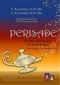 Bild: Perisade - Orientalisches M�rchenmusical f�r Gro� & Klein