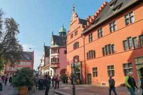 Bild: Freiburg Kultour: G�ssle, B�chle und das M�nster - French Version