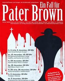 Bild: �Ein Fall f�r Pater Brown� - In Schwarz Wei� � Eine Hommage an die Klassiker mit Heinz R�hmann