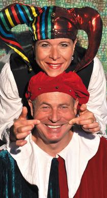 Bild: Kunibert der kleine Ritter - Liedertheater ab 4 Jahren
