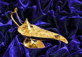 Bild: Die Wunderlampe - M�rchenballett
