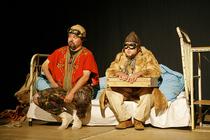 Bild: Die Reise zum Mittelpunkt der Welt - Erfreuliches Theater Erfurt