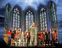 Bild: Voices United - Gospel Tour 2016