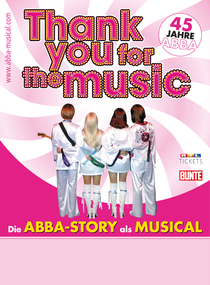 Bild: Die ABBA-STORY als MUSICAL - Thank you for the music