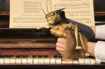 Bild: Das Lied der Grille - Figurentheater f�r Kinder ab 5 Jahren