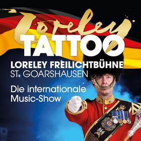 Bild: Loreley Military Tattoo 2017 - Die original Musikparade die unter die Haut geht