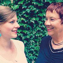 Bild: Proteste � Liebe � und nie wieder Krieg - Sabine Wackernagel und Lisa Sommerfeld