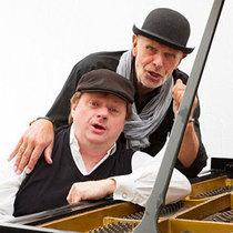 Bild: Bernd P. R. Winter und Martin L�ker - B E R L I N