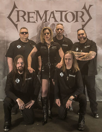 Bild: CREMATORY - Monument Tour 2016 - - plus Guest STILL PATIENT & BATTLE SCREAM
