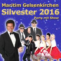 Bild: Die Silvesterparty in Gelsenkirchen - Silvesterflugparty in das Jahr 2017
