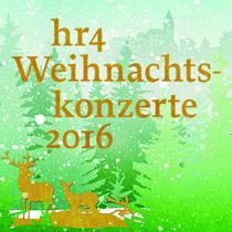 Bild: Das große hr4-Weihnachtskonzert - Moderation: Dieter Voss