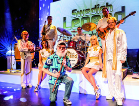 Bild: Absolut ABBA - The ABBA Tribute-Show - Als w�re das Original wieder da! Performed by Swedish Legend