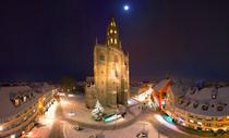 """Bild: """"Kapellen und Kirchen"""" - Stadtführung in der Weihnachtszeit"""