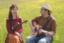 Bild: Gudrun Walther & J�rgen Treyz - intimate and exciting musicianship