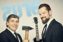 Bild: Duo Onkel Fisch - Ein satirischer Action - Kabarett Jahresr�ckblick