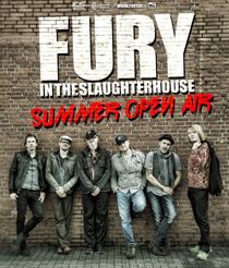 Bild: Fury In The Slaughterhouse - Summer Open Air 2017 + Special Guest