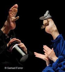 Bild: Der Fu�mord und andere Liebesdramen - Theater mit Hand und Fu� f�r Erwachsene