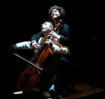 Bild: Duo Calva - Zwei Celli f�r ein Halleluja