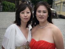Bild: Vienna Classic: Lied und Ballade der Romantik - Konzertabend mit Su Yeon Hilbert (Mezzosopran) und SoRyang (Piano) auf Schloss Albrechtsberg Dresden