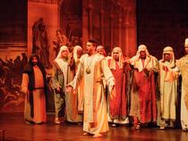 Bild: NABUCCO - Oper von Giuseppe Verdi