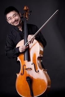 Bild: Konzert des Kammerorchesters Attendorn - Solist: Shengzhi Guo, Cello