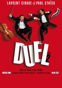 """Bild: Duel """"Opus 2"""" - Altweiber-Fastnacht-Alternativ-Konzert"""