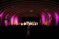 Bild: Golden Harps Gospel Choir - Adventskonzert zu Gunsten des F�rdervereins f�r krebskranke Kinder