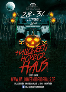 Bild: Halloween Horror Haus - Halloweenparty - Montag 31.10.2016