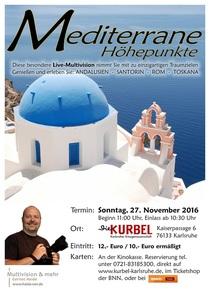 Bild: Mediterrane H�hepunkte - Sehenswerte Impressionen aus: Andalusien, Santorin, Rom, Toskana