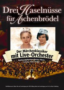 Bild: Drei Haseln�sse f�r Aschenbr�del - Der M�rchenfilm mit Live-Orchester