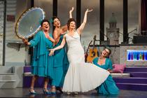 Bild: H�chste Zeit! - Vier Heldinnen im Hochzeitsrausch