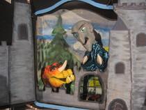 """Bild: Der Zauberer Gruselix - Der Zauberer Gruselix"""""""