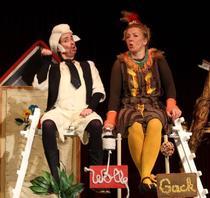 Bild: Wolle und Gack - Musiktheater Lupe - Theater mit viel Musik f�r alle ab 4