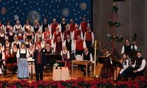 Bild: 46. Stuttgarter Advents-Singen - Festliches Chorkonzert mit Instrumentalgruppen und Lesungen