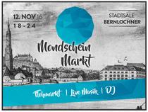 Bild: Mondscheinmarkt Landshut - Nachtflohmarkt   Livemusik   DJ