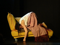 Bild: Princess and the Pea - englisches Theater
