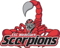 Bild: ESC Wedemark Scorpions - Rostock Piranhas