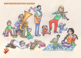 Bild: Karlchen Klein Konzert - Pitschenass - Wasser Marsch!