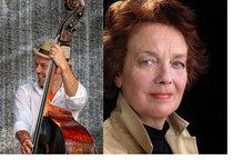 """Bild: """"...sie sprechen von mir nur leise..."""" lyrisch-musikalisches Portrait der Literatin Mascha Kaléko von Paula Quast - Ein lyrisch-musikalisches Portrait von Mascha Kaléko"""