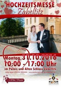Bild: Zabeltitzer Hochzeitsmesse - im Palais und Alten Schloss Zabeltitz