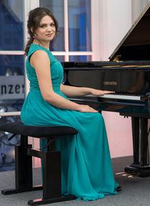 Bild: Meisterwerke von Fr�d�ric Chopin und Franz Liszt - Klavier-Recital mit Pianistin Marianna Storozhenko