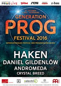 Bild: Generation Prog Festival 2016 - Internationales Festival f�r progressive Musik