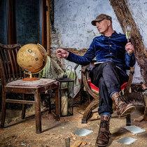 Bild: Robert Carl Blank - Ein personifiziertes Roadmovie