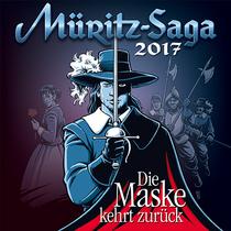 """Bild: M�ritz-Saga 2017 - PREMIERE - """"Die Maske kehrt zur�ck"""""""
