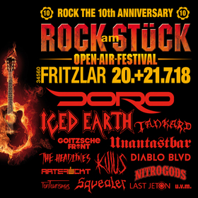 Bild: Rock am St�ck - Freitagsticket