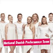 Bild: Show des National Danish Performance Teams - Internationales Deutsches Turnfest 2017