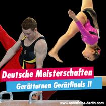 Bild: Deutsche Meisterschaften Gerätturnen Gerätfinals II - Internationales Deutsches Turnfest 2017