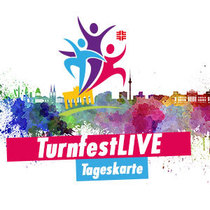 Bild: Tageskarte TurnfestLIVE - Internationales Deutsches Turnfest 2017