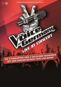 Bild: The Voice of Germany - Live in Concert 2016/2017